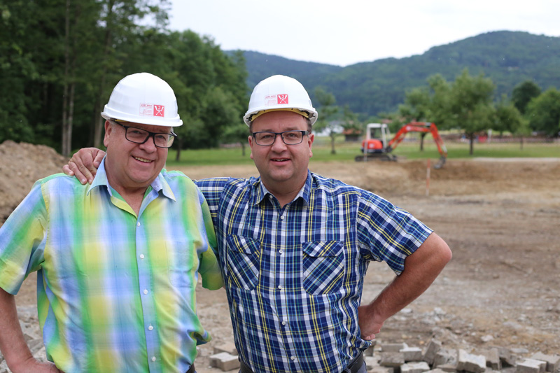 Geschäftsführer Josef Weiß